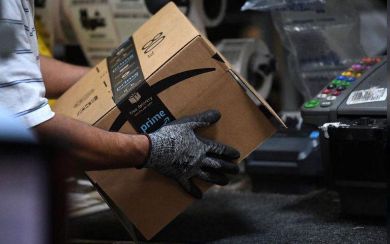 Η Amazon λανσάρει μηχανήματα που θα αντικαταστήσουν χιλιάδες θέσεις εργασίας