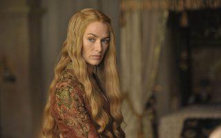 Η Λίνα Χίντι, ως Σέρσεϊ στο «Game of Thrones».