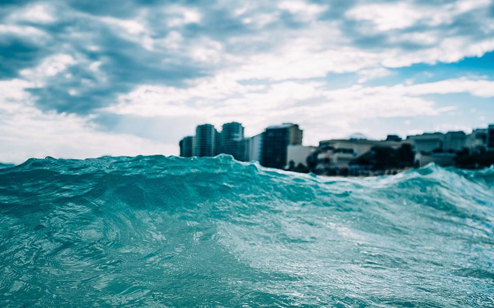 Ερευνα: Η άνοδος της στάθμης της θάλασσας μπορεί να ξεπεράσει τα δύο μέτρα  έως το 2100   Η ΚΑΘΗΜΕΡΙΝΗ