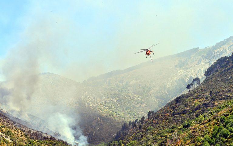 Συνδρομή της Ελλάδας προς το Ισραήλ για την αντιμετώπιση δασικών πυρκαγιών