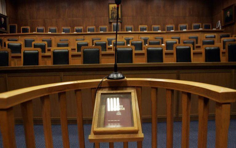 Σκληρή απάντηση δικαστικών στις απειλές «Ρουβίκωνα»