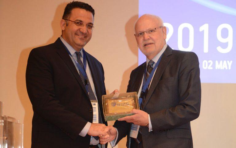 Μέλος της διοίκησης της διεθνούς ρυθμιστικής αρχής των ελεγκτικών εταιριών IFIAR η Ελλάδα