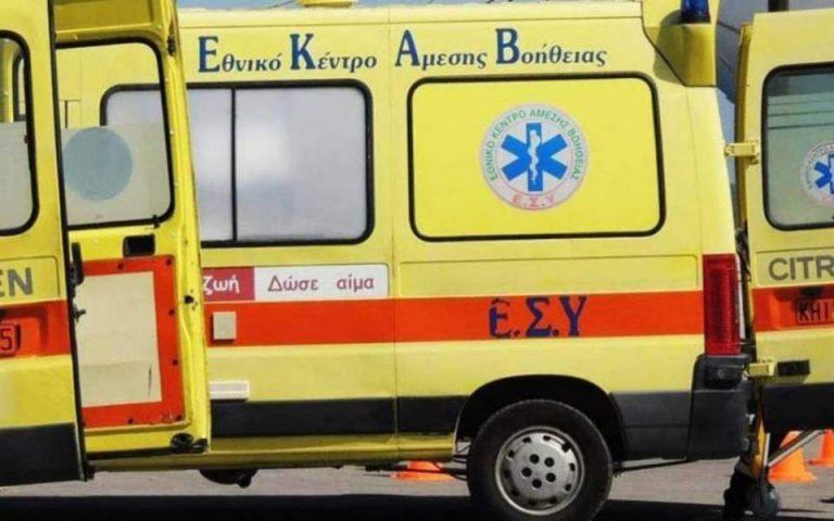 Θανατηφόρο τροχαίο στα Χανιά με θύμα 58χρονη