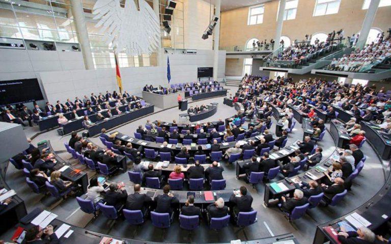 Στη γερμανική βουλή το πακέτο παροχών Τσίπρα
