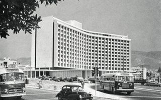 To αθηναϊκό Χίλτον είναι ένα από τα πιο ωραία της αμερικανικής αλυσίδας ξενοδοχείων.