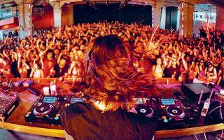 Είκοσι διαφορετικοί καλλιτέχνες της ηλεκτρονικής μουσικής θα ανέβουν στις τρεις σκηνές του ΑDD.