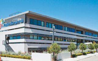 Η εταιρεία υλοποίησε σημαντικές επενδύσεις κατά τη διάρκεια του 2018, καθώς δαπάνησε περίπου 15 εκατ. ευρώ και συνολικά 30 εκατ. ευρώ την τελευταία διετία. Στη φωτογραφία, το κτίριο που φιλοξενεί τα γραφεία της Friesland στην Ελλάδα και περιλαμβάνεται στο χαρτοφυλάκιο της Intercontinental International.