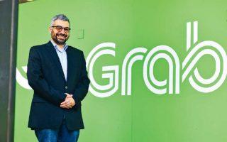 Ο Θεόδωρος Βασιλάκης είναι γενικός διευθυντής τεχνολογικού και μηχανολογικού τομέα (CTO) στην Grab.