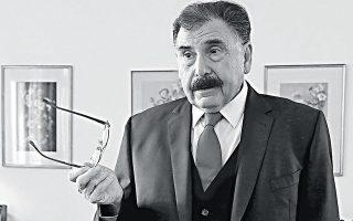 Ο κ. Γιώργος Μητακίδης είναι συνδημιουργός της Κοινοπραξίας του Παγκόσμιου Ιστού, ομότιμος καθηγητής του Πανεπιστημίου Πατρών και πρόεδρος του Φόρουμ για τον Ψηφιακό Διαφωτισμό (Φωτογραφία: ΝΙΚΟΣ ΚΟΚΚΑΛΙΑΣ)