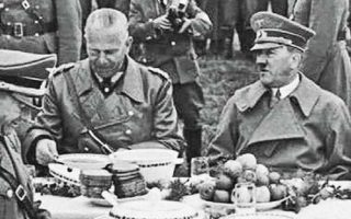 Ο Χίτλερ δεν έτρωγε τίποτα αν προηγουμένως δεν είχε περάσει από την ομάδα δοκιμαστών.