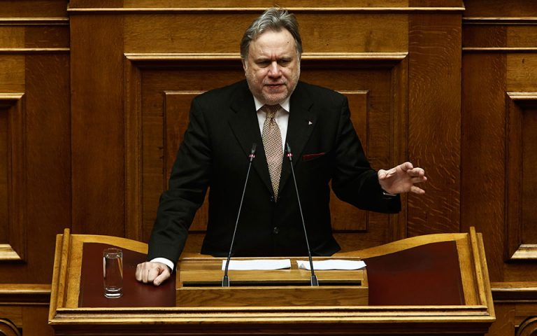 Γ. Κατρούγκαλος: Η Ελλάδα ενσαρκώνει και προωθεί την Ευρωπαϊκή Ιδέα
