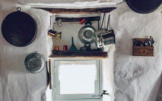 Στο κουζινάκι του χωριού