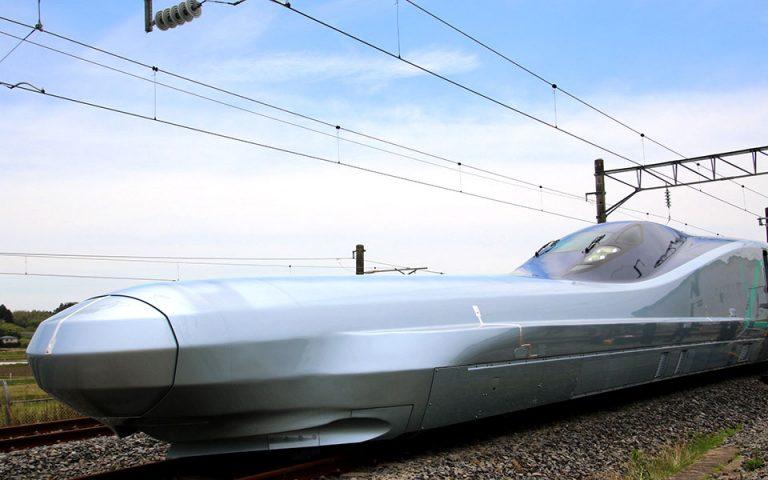 Shinkansen νέας γενιάς