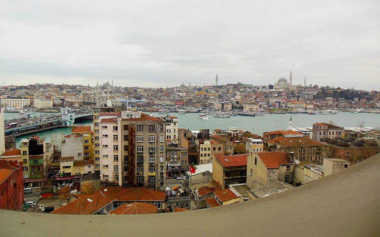 «Απρόβλεπτες συναντήσεις» με τιμώμενη πόλη την Κωνσταντινούπολη