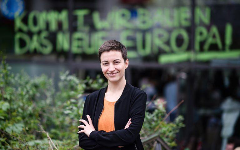 Σκα Κέλερ, Επικεφαλής των Πρασίνων στο Ευρωκοινοβούλιο μιλά αποκλειστικά στην «Κ»: Η συνταγή της λιτότητας απέτυχε