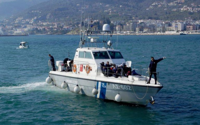Ερευνες του Λιμενικού για τον εντοπισμό λέμβου με μετανάστες μεταξύ Σάμου και Αγαθονησίου
