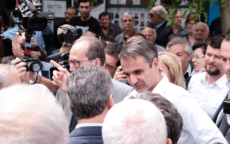 Κυρ. Μητσοτάκης: Εφόσον με εμπιστευτεί ο ελληνικός λαός, θα είμαι πρωθυπουργός όλων των Ελλήνων