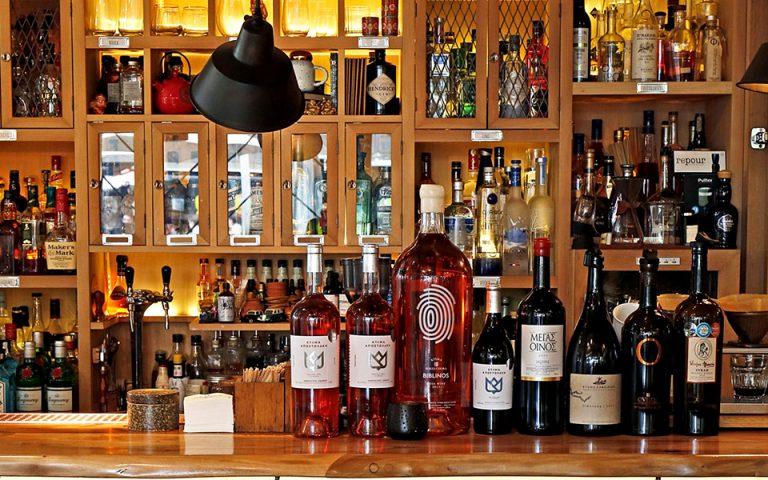 Grappa vino & aperitivo: Πάνω από 200 ετικέτες