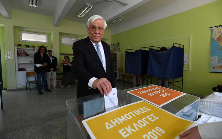 Πρ. Παυλόπουλος: Να αποδείξουμε οι Ελληνες πόσο Ευρωπαίοι είμαστε (βίντεο)