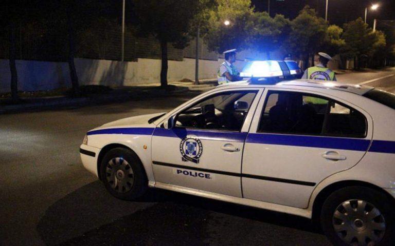 Κινηματογραφική, νυχτερινή καταδίωξη ληστών βενζινάδικου στην Θεσσαλονίκη