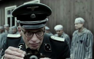 Σκηνή από την ισπανική κινηματογραφική ταινία «Ο φωτογράφος του Μαουτχάουζεν», η οποία είναι βασισμένη σε πραγματικά γεγονότα.