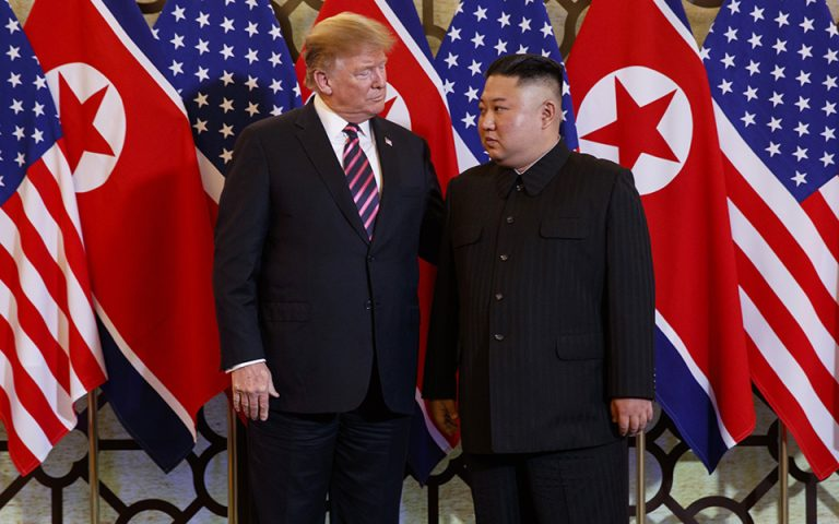 Ντ. Τραμπ: Εχω εμπιστοσύνη στον Κιμ Γιονγκ Ουν