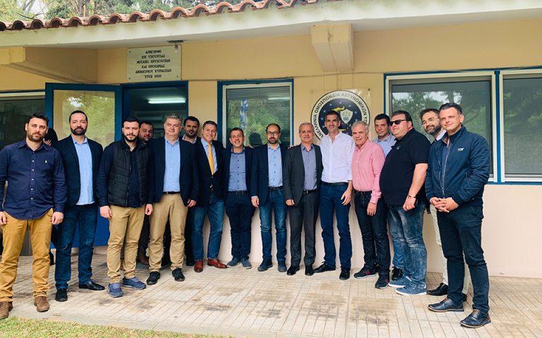 Κώστας Μπακογιάννης: Συμμαχία ΠΟΑΣΥ – Δήμου για να γίνει η Αθήνα πόλη ασφαλής
