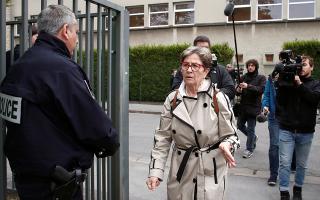 Η μητέρα του ασθενούς, Βιβιάν Λαμπέρ, εναντιώνεται στη διακοπή της ιατρικής φροντίδας