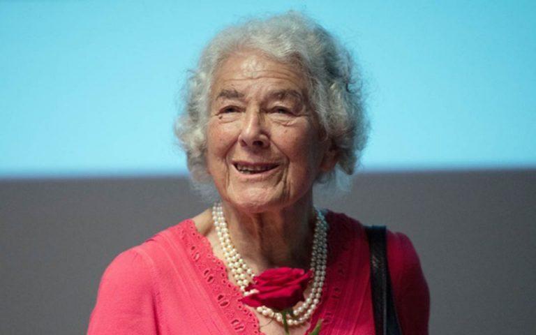 Πέθανε σε ηλικία 95 ετών η Τζούντιθ Κερ, η συγγραφέας του παιδικού βιβλίου «Η τίγρη που ήρθε επίσκεψη»