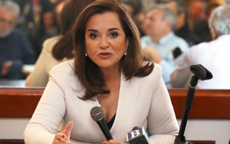 Ντ. Μπακογιάννη: Στόχος μας οι μεγάλες κοινωνικές συμμαχίες