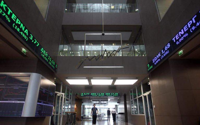 Mε άνοδο 0,89% έκλεισε το Χρηματιστήριο – Στις 732 μονάδες ο Γενικός Δείκτης