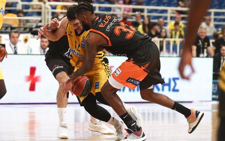 Μπάσκετ: Μεγάλο ματς αναμένεται στην Πάτρα με Προμηθέα – ΑΕΚ