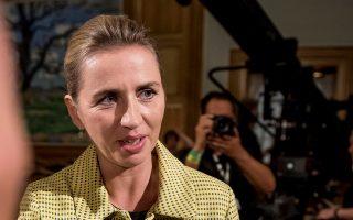 Η Μέτε Φρέντρικσεν έχει σημαντικές πιθανότητες να γίνει η νεότερη πρωθυπουργός στην ιστορία της Δανίας.