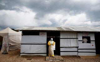 Στην τρέχουσα επιδημία του ιού Εμπολα το ποσοστό θανάτων φθάνει στο 70%, όταν ο μέσος όρος ήταν 50%.