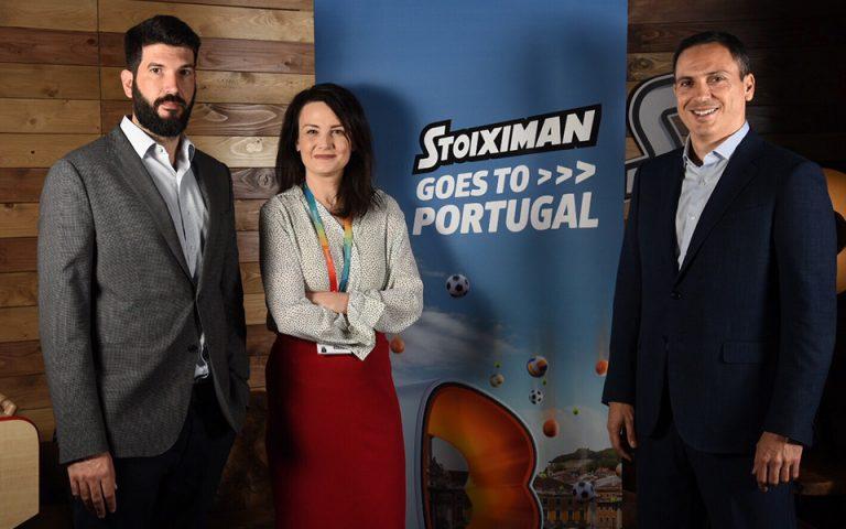 Στην αγορά της Πορτογαλίας εισέρχεται η Stoiximan