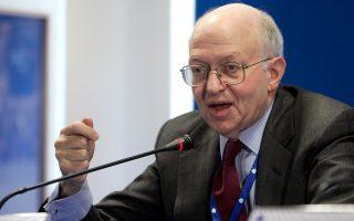 Ο Μάρτιν Φέλντσταϊν  (1939-2019), πολέμιος των ελλειμμάτων, του κρατισμού και του ευρώ.