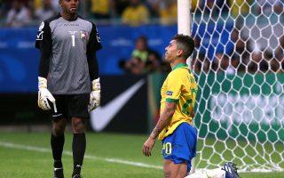 Στο 0-0 έμεινε η Βραζιλία με τη Βενεζουέλα.