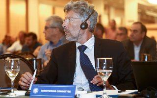 Ο Βίτορ Μέλο Περέιρα παρέμεινε πρόεδρος της ΚΕΔ, ενώ αίσθηση προκάλεσαν όσα είπε ο πρόεδρος της Επιτροπής Παρακολούθησης της FIFA.