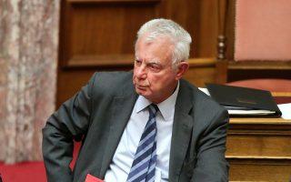 Ο πρώην πρωθυπουργός Παναγιώτης Πικραμμένος.