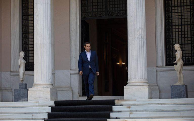 Η εβδομάδα παθών του ΣΥΡΙΖΑ και η στρατηγική της Ν.Δ.