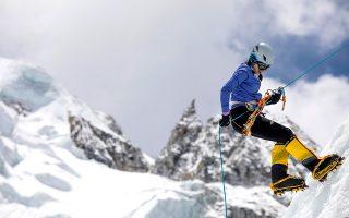 Aν και σκαρφαλώνει μόλις τα τελευταία πέντε χρόνια, της απομένει μόνο μία κορυφή για να ολοκληρώσει το 7 Summits.