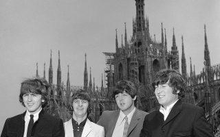 Τα «Σκαθάρια» επισκέπτονται την Ιταλία για τη μοναδική τους περιοδεία στη χώρα, στο πλαίσιο της ευρύτερης ευρωπαϊκής περιοδείας τους για το 1965. Εδώ, οι