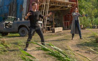 Ο Μάικλ Φασμπέντερ (Μαγκνίτο) και η Σόφι Τέρνερ (Τζιν) πρωταγωνιστούν στη νέα ταινία των «Χ-Men».