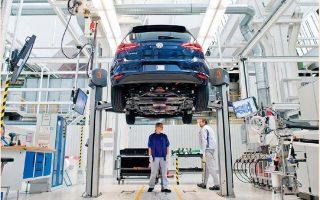 Η ενοικίαση ξεκίνησε χθες Πέμπτη στο Βερολίνο με 1.500 αυτοκίνητα Golf και σε αυτά αναμένεται να προστεθούν επιπλέον 500 μίνι αυτοκίνητα  e-Up!, καθώς και τα πρώτα ηλεκτρικά ID.3 από την επόμενη χρονιά. Στη συνέχεια, από το 2020 και μετά, η υπηρεσία WeShare,  θα επεκταθεί και στο Αμβούργο και στην Πράγα.