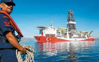 «Μέχρι τα τέλη Ιουλίου θα έχουμε φτάσει στον στόχο μας», δήλωσε ο υπουργός Ενέργειας της Τουρκίας, Φατίχ Ντονμέζ, για τη διαδικασία γεώτρησης από τον «Πορθητή».