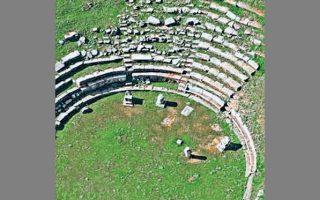 Το υπουργείο ανακαλεί παλαιότερη απόφασή του για το αρχαίο θέατρο.