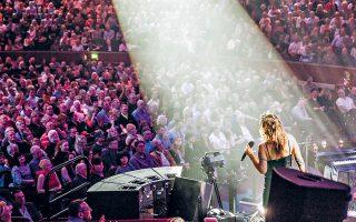 Τη συναυλία της Μπεθ Χαρτ στο Θέατρο Βράχων (ώρα έναρξης στις 9.30 μ.μ.) θα ανοίξουν οι  Ελληνες The Big Nose Attack.