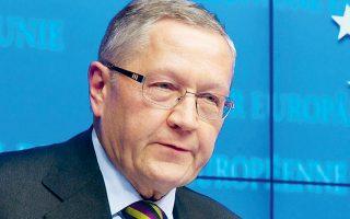 «Είμαστε σίγουροι ότι υπάρχει μεγάλο ρίσκο να μην πιάσει τους δημοσιονομικούς στόχους της η Ελλάδα», τόνισε ο επικεφαλής του ESM Κλάους Ρέγκλινγκ.