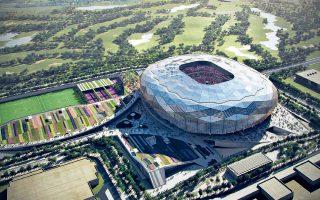 Πλέον ο όμιλος «Αβαξ» καθίσταται μέτοχος πλειοψηφίας με ποσοστό 24% της κοινοπραξίας κατασκευής του έργου «Qatar Foundation Stadium» στο Κατάρ.