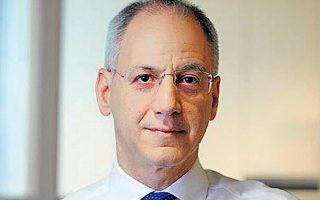 Ο Γ. Πανιάρας, πρόεδρος του Συμβουλίου για τη Βιώσιμη Ανάπτυξη του ΣΕΒ, που φέτος κλείνει 10 χρόνια λειτουργίας.